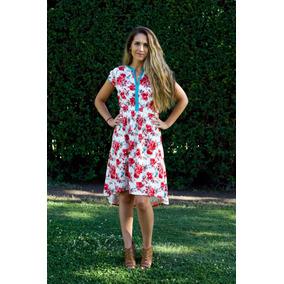Vestido Flores Jessica De Rosie&claire