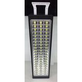 Lanterna De Emergência Recarregável 60 Led - Id8016