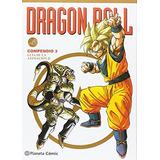 Dragon Ball Compendio Nº 03/04: Guía De Animación Ii (manga