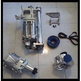 Supercargador Eaton Mp112 - Ford V8 302 5.0l - 200hp +