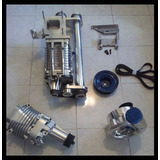 Supercargador Eaton Mp112 - Ford V8 302 5.0l - 200hp +