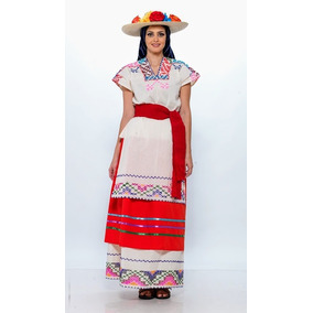 Traje Regional Michoacán Para Dama