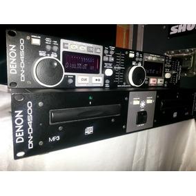 Denon Dn-d4500 Mp3 Cd Player Dual Excelentes Condiciones!!