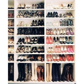 Muebles para zapatos zapateros en mercado libre argentina for Mueble guarda zapatos