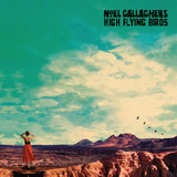 Cd Noel Gallagher High Flying Birds - Who Built The Moon
