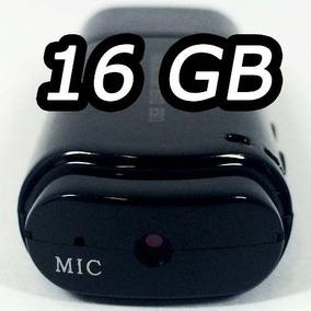 Oculo Espião Filmadora De Segurança Micro Camera 16gb Ga7