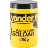 Pasta Para Soldar Estanho 450g Pç Vonder