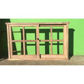 Ventanas de madera aberturas ventanas de madera en for Ventanas de madera mercadolibre argentina