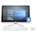 All In One 24 Hp G015la Blanco Touch Amd A8