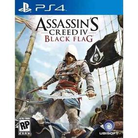 Assassins Creed Iv Black Flag Ps4 Digital Original Portugues