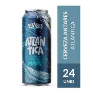 Cerveza Antares Atlantica 473ml Lata Pack X 24 - Artesanal