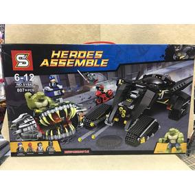 Lego Marca Sy 842 Batman Batitractor