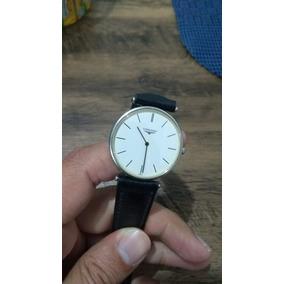 b3e856ae032 Relógio Longines De Ouro Resence De Colecionador Impecável ...