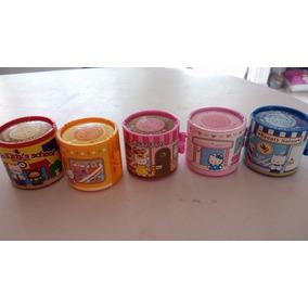 Set De Figuras De Hello Kitty 5pcs