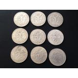 Monedas Mexicanas Antiguas. Réplicas (no Plata) Lote 9 Pzas.