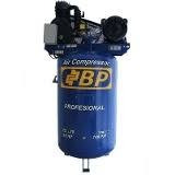 Compresor Aire Vertical Bp 5.5hp 300litros 220v Industrial