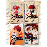 Dn Angel - Manga 1-11 - Editorial Ivrea - Español (usado)