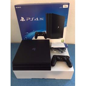 Sony Playstation Ps4 Pro 1tb+garantia+2 Joystick+envio