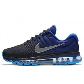 Zapatillas Nike Air Max 2017 Azul Hombre - Envio Gratis