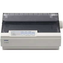 Otima Impressora Matricial Epson Lx 300+ Ii Frete Gratis 12x