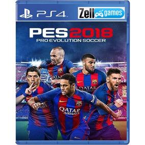 Pes 2018 Pro Evolution Soccer Ps4 Psn Original 1 Português