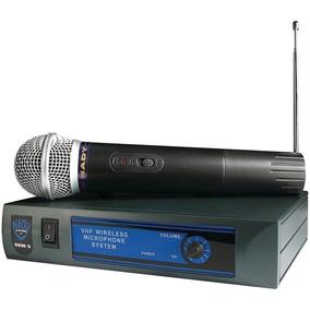 Sistema De Micrófoneo Nady Dkw3 Ht Micrófono Inalambrico