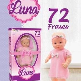 Boneca Luna 72 Frases Miketa