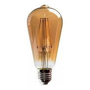 Lámpara Led Vintage 7w (55w) Osram - Tofema