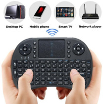 Mini Teclado Wireless Keyboard E Mouse S/fio Ukb - 500 - Rf
