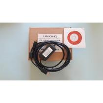 Cable Adapter Usb-sc09-fx Para Plc Mitsubishi Melsec