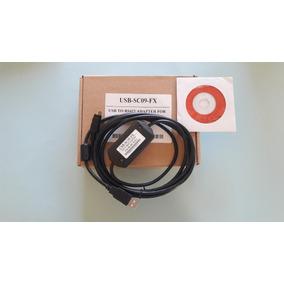 Cable Adapter Usb-sc09-fx-a Para Plc Mitsubishi Melsec