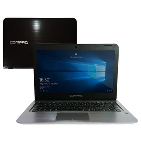 Notebook Compaq Pres Cq17 Dual Core 4gb 500gb W10