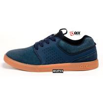Zapatillas Qix Jam4 Gamuza Cuero (vendedor Vans)