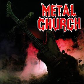 Metal Church - Metal Church (cd Americano)