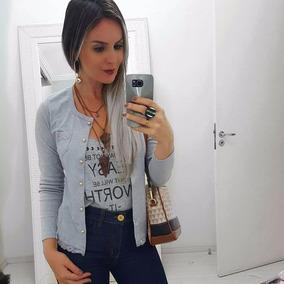 Casaquinho De Frio Detalhe Renda Blusa Moda Casaco Blog 2017