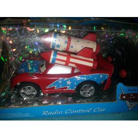 Carros De Control Remoto De Cars, Veloz, Nuevos!!!
