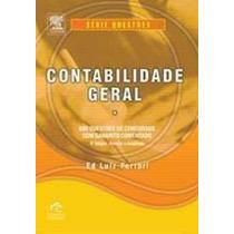 Livro Contabilidade Geral - Série Questões Ed Luiz Ferrari