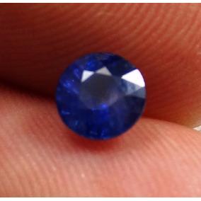 Safira Azul Escuro Redondo 4,9 Mm ~ 5,10 Mm - Preço Unitário