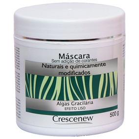 Máscara Hidratação Capilar Algas Marinhas Crescenew