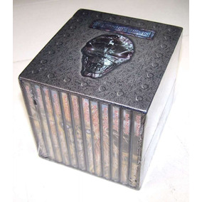 Iron Maiden The Album Collection 15 Cds Boxset Importado