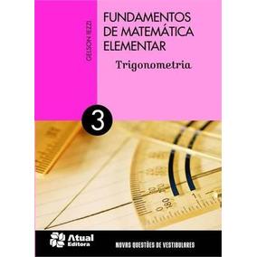Fundamentos De Matematica Elementar, V.3 - Ensino Médio - In