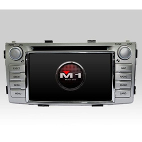 Central Multimidia Dvd Gps Toyota Hilux 2012 M1 Tv Original