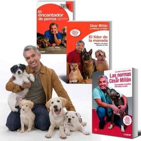 Lote Combo De Libros Cesar Millán Digital 3x1