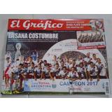 El Grafico Extra 374 - River Campeon Copa Argentina 2017!!