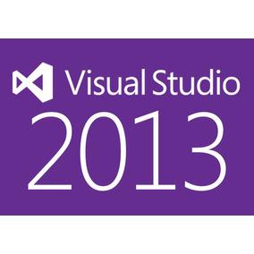 Visual Studio 2013 Professional Portbr 32 E 64 Bit + Serial