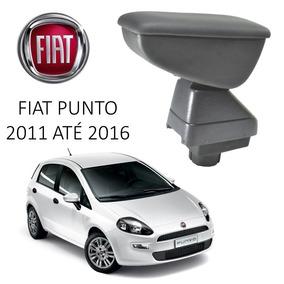 Apoio De Braço Acessório Fiat Punto 2011 Até 2016