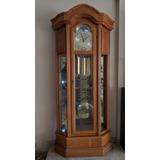 Reloj De Péndulo De Pie Importado. Origen Alemán. Roble.