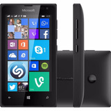 Smartphone Microsoft Lumia 435 Preto 2mp Tv (vitrine)