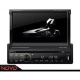 Dvd Retrátil Napoli 7968,gps,tv Digital Sd Usb,bth+câmera Ré
