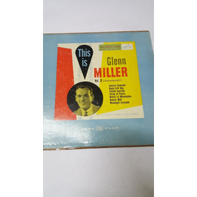 Lp This Is Glenn Miller Vol 2 - Made Usa